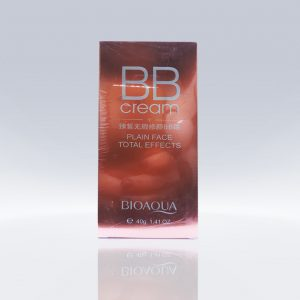 BB Cream Hidratante – Ação Antirrugas – Plain Face Total Effects – 40g