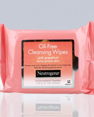 Oil – Free Cleasing Wipes 19×18,5cm