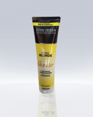 Condicionador John Frieda Sheer Blonde Go Blonder Lightening 245ml