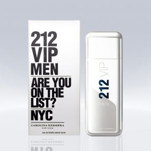 CAROLINA HERRERA 212 VIP MEN – MASCULINO – 100ml