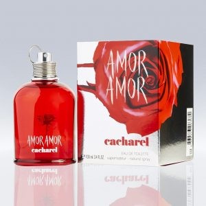 Amor Amor Cacharel Feminino – 100ml