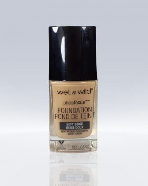 Wet N Wild Photo Focus Foundation –  366C 30ml