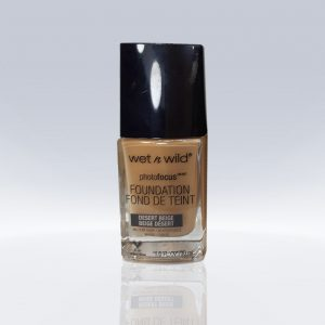 Wet N Wild Photo Focus Foundation – 372C 30ml