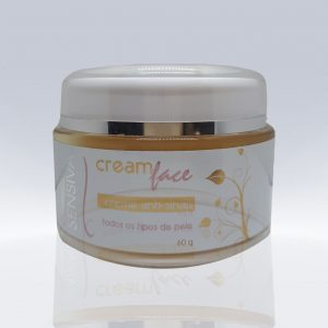 Cream Face – Creme Anti-Sinais – 60g