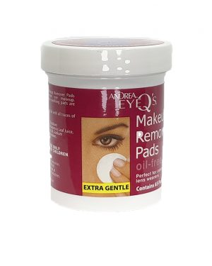 Makeup Remover Pads Oil-Free 65 pads