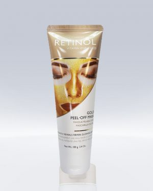 Retinol Gold Peel Off Mask – 100g