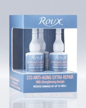 Roux Anti-Aging 233 Extra Reparação Leave-In Tratamento –  KIT C/ 3