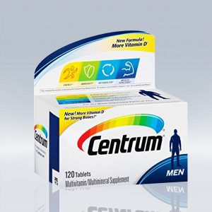 Centrum Men 120 caps