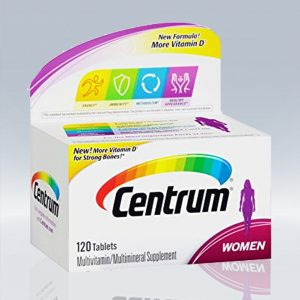 Centrum Women – 120 caps