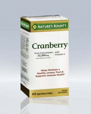 Cranberry  25,200mg 60 caps
