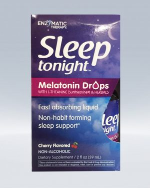 Melatonin Drops Sleep Tonight – Melatonina 5mg
